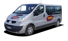Liaison taxi-TER